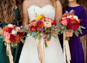 Autumn/winter - a whole new wedding season