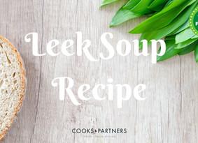 Calling all Vegan Leek Soup lovers!