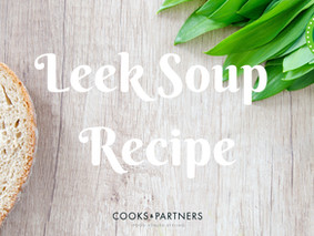 Calling all Vegan Leek Soup lovers!
