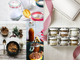 It is not too late to make your own edible Christmas gifts