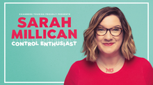 Eventim Apollo and Cooks & Partners present Sarah Millican for our intimate showcase