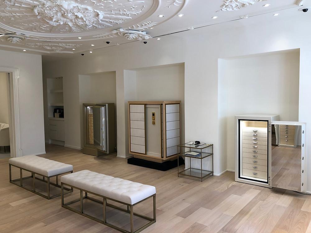 Traum Safe's new luxury showroom