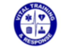 Vital Training & Response offical seal