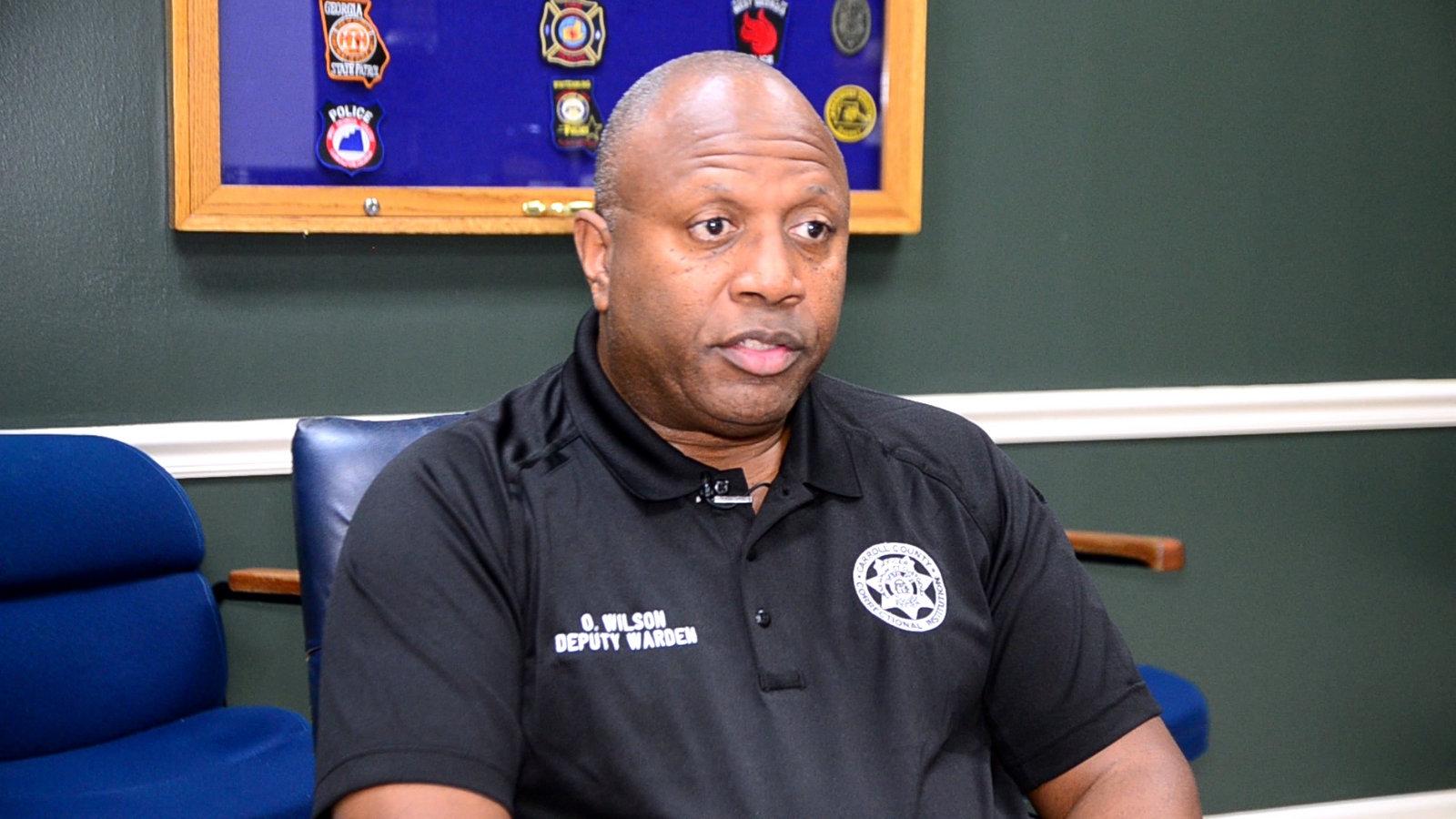 Deputy Warden Wilson