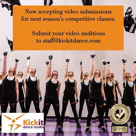 Competitive Auditions