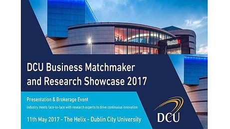 DCU Business Matchmaker 2017