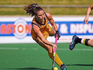 Rosie is still in with a chance for 2018 Hockeyroos selection