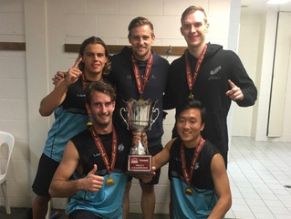 South Coast Sharks Triumphant