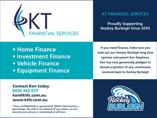 Support our Sponsor KT Financial Services
