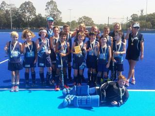U13 Girls and Boys take out 2018 Premierships