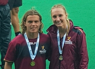 Hockey Burleigh have TWO new NATIONAL CHAMPIONS!!!