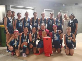 U15 Girls 2019 Premiers