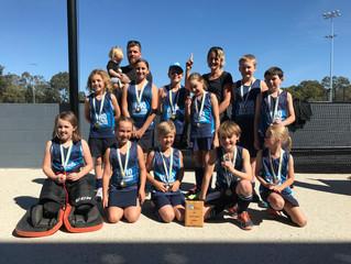 U11 Gold Coast Champions
