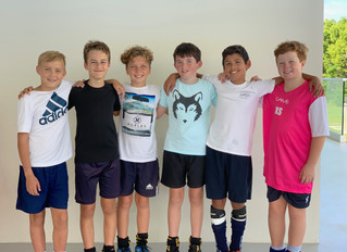 6 HB Boys in South Coast U12 Team!