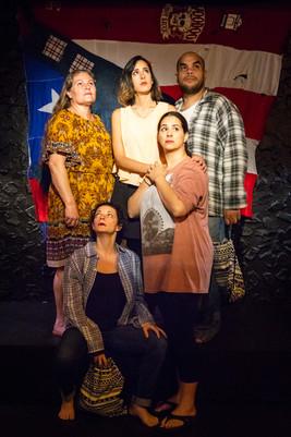 Cylinda McAlister, Angels Rates, Jose Amador, Marisol-Rosa Shaipro, Erica McAdams Roth - The Company of More Than Maria