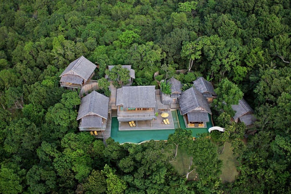 5BR-Private-Cliff-Pool-Reserve-Aerial-by