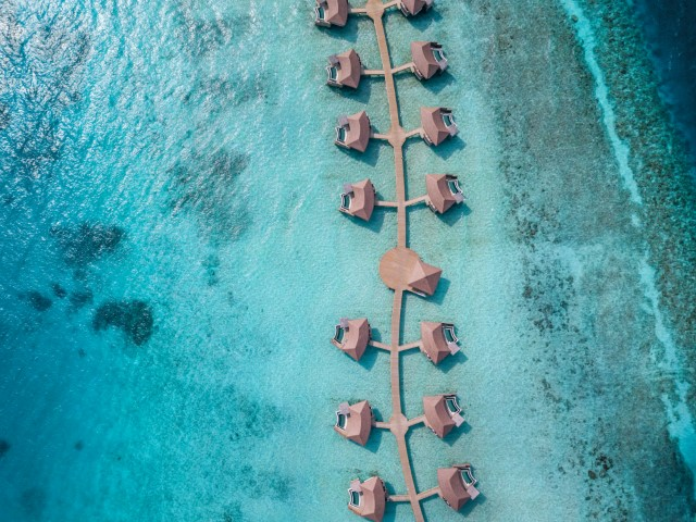 InterContinental Maldives - Overwater Po