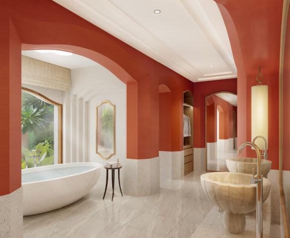 Beach Villa_Bathroom