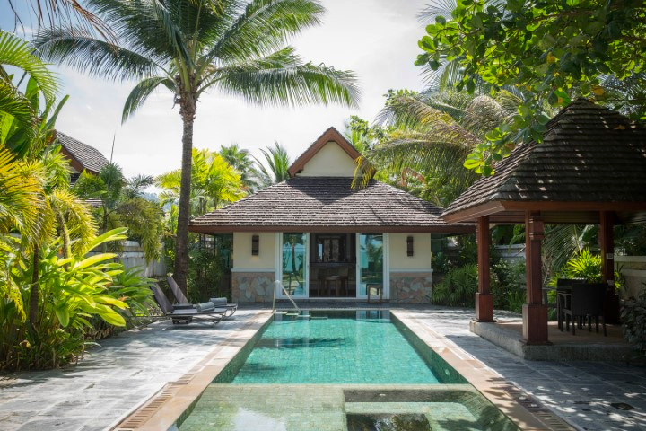 Pool Bungalow (BUX2)