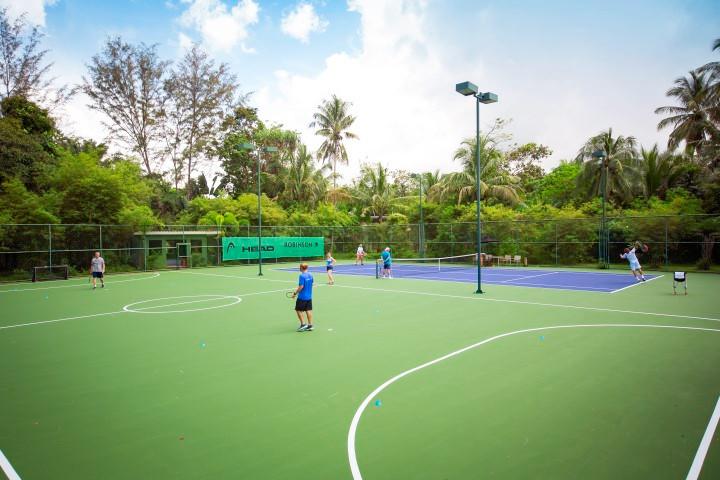 Multi-Court