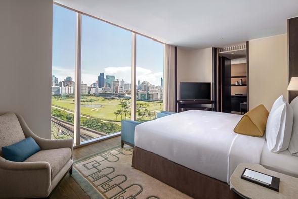 Waldorf Astoria Suite Bedroom