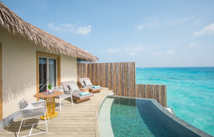 InterContinental Maldives - Overwater Vi