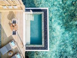InterContinental Maldives - Outdoor Pool