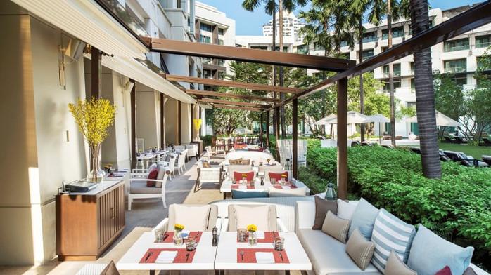 Siam Kempinski Hotel Bangkok the Niche