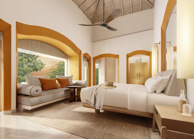Beach Villa_Bedroom