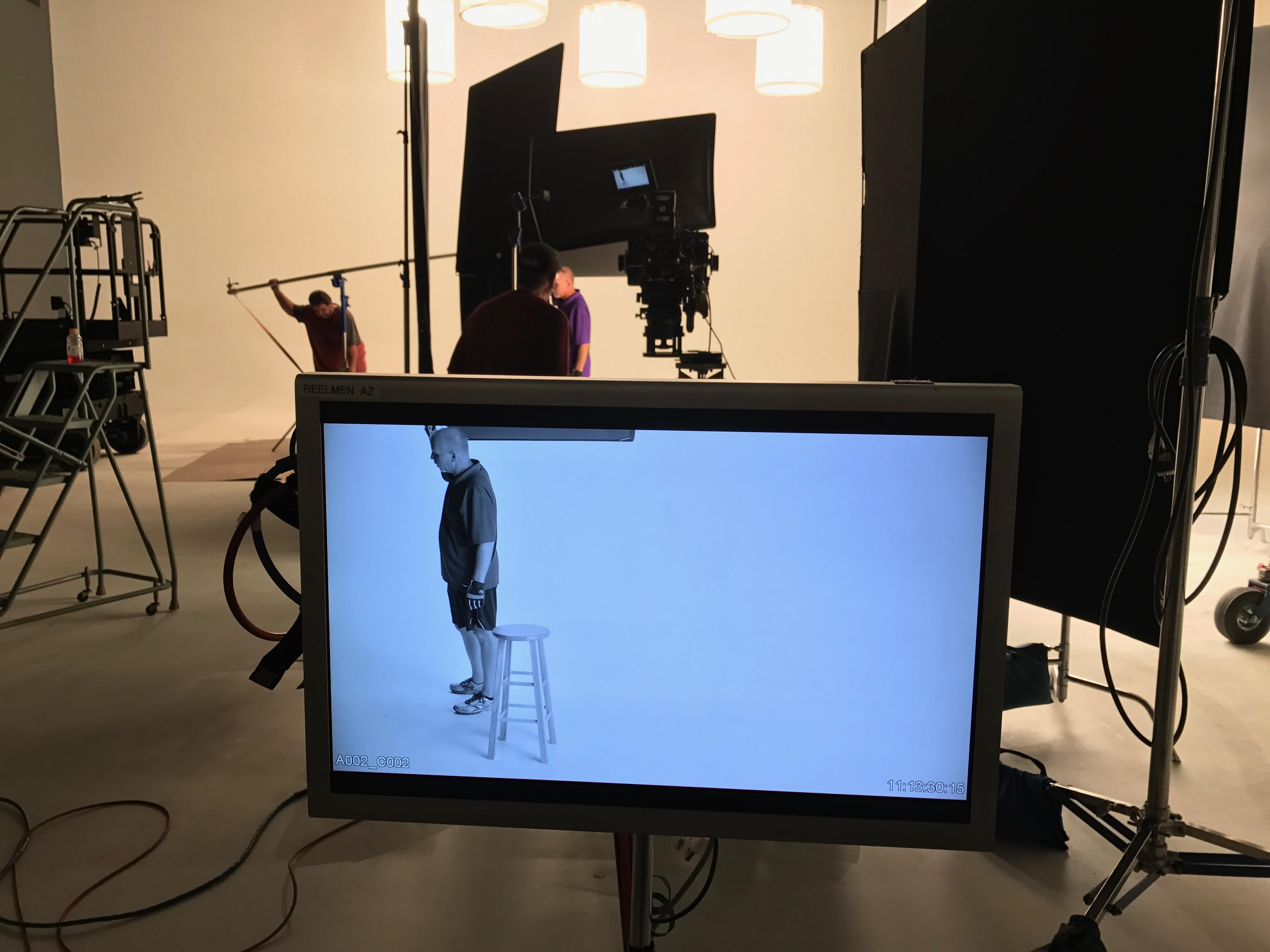 CDA Campaign shoot