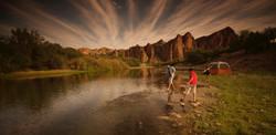 Water Photo shoot