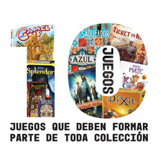 10 juegos que deben formar parte de toda colección