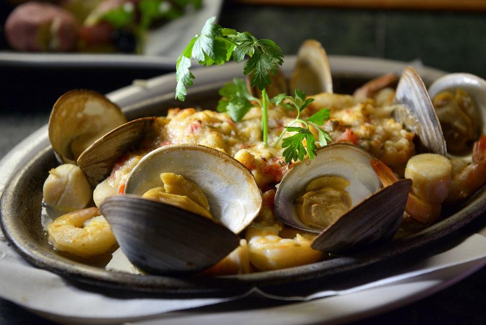 Seafood Platter A Primavera