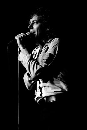 Robert Plant, Tom Ziska