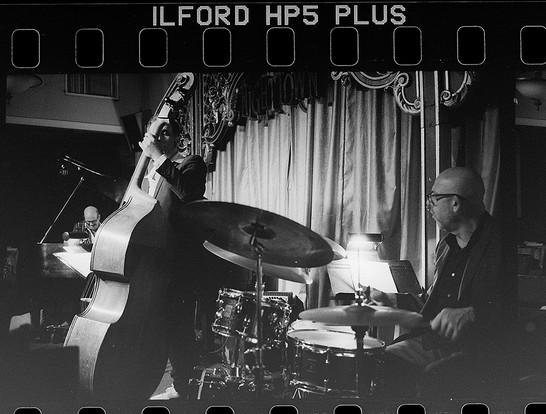 Dred Scott Trio, Night Town, 2018
