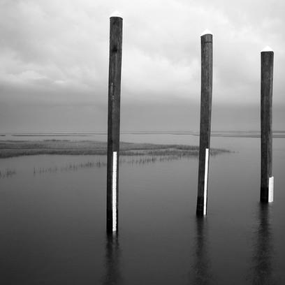 Three Pilings, Bear Island, NC
