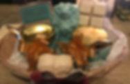 Sponsor basket Christmas 2018  (Viola Jo