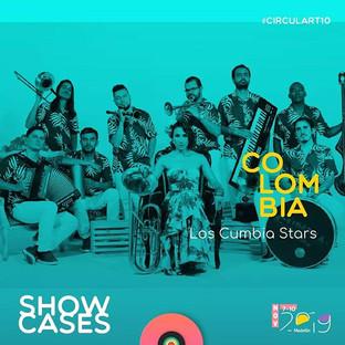 Nuestra música tropical colombiana prese