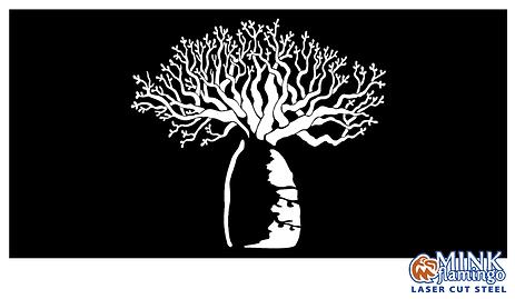 bottle_tree_85%_laser_cut_screens_sydney