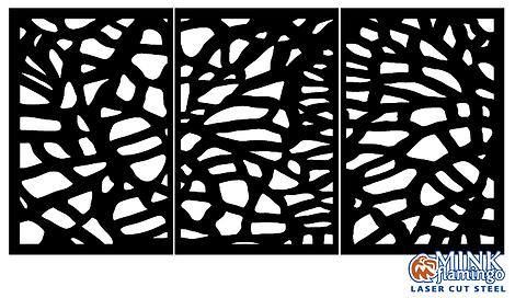 stonescape_TRI_70%_laser_cut_screens_syd