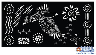 Indigenous-eagle_laser_cut_screens_sydne
