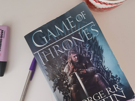 Book Review: A Game Of Thrones