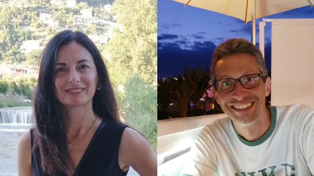 Anna Di Natale e Roberto Mantovani
