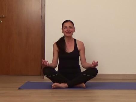 Lezione Yoga del Respiro con Anna Di Natale