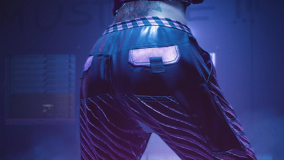 Sweet Licks Ultra-Flexi Windbreaker Pants