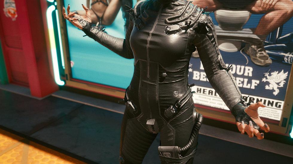 Virtual Jumpsuit