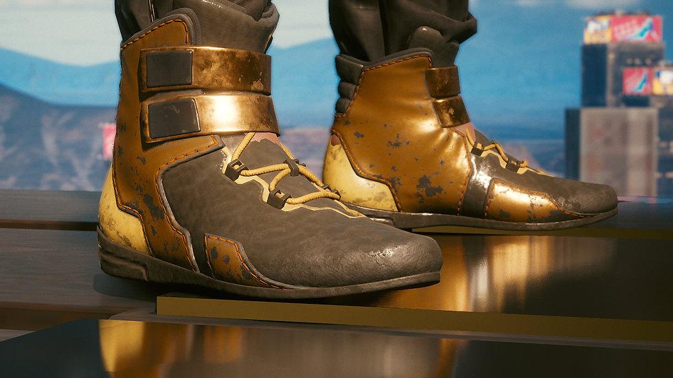V's Nomad Shoes