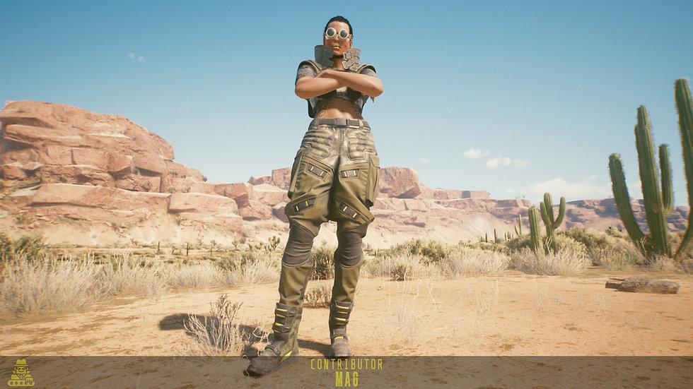 Militech Neotac Pants