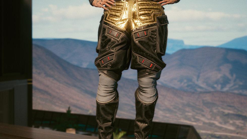 Gold Fury Neotac Bulletproof Pants