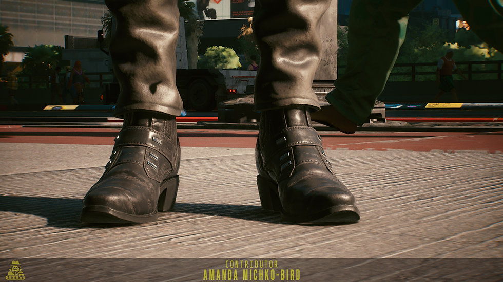 Johnny's Shoes